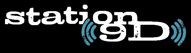 Station 9D Logo