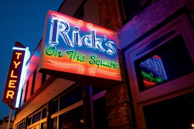 Rick's on the Square Tyler TX